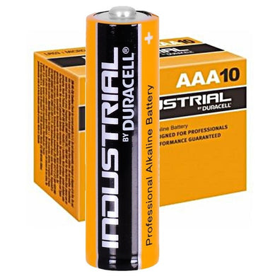 Duracell Industrial Batteries (Various Sizes)
