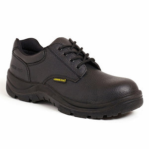 Black Gibson Safety Shoes