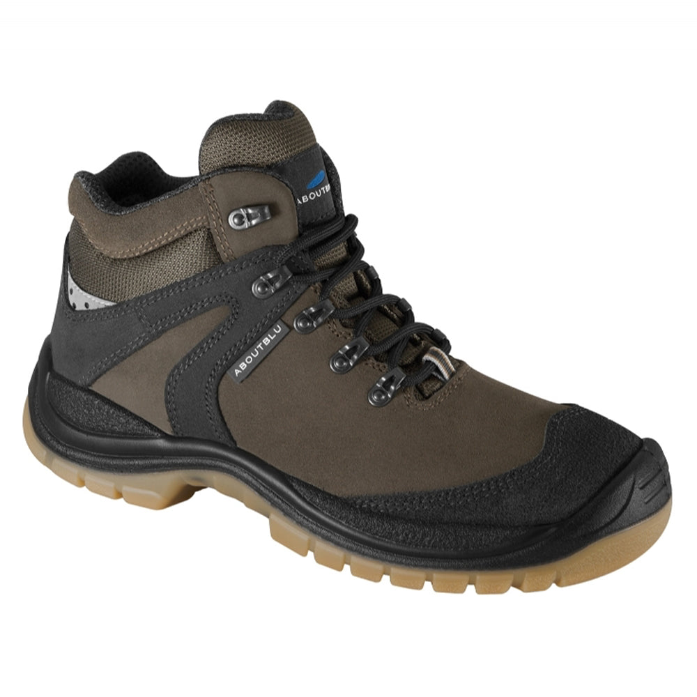 Atlantis Olive Safety Boots