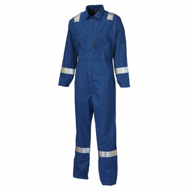 integra.wear FRAS Nomex Coverall Royal