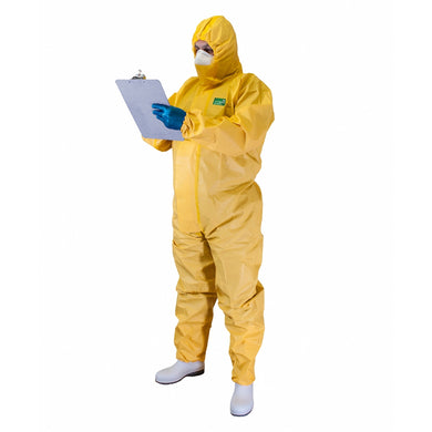 Chemical Splash Jet Spray Coverall