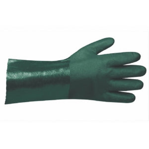 integra.chem+ PVC Gauntlet Gloves