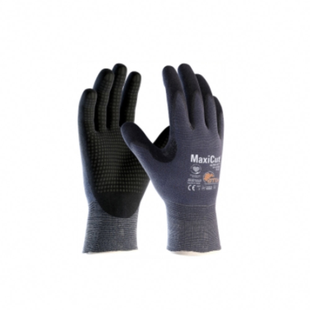 ATG MaxiCut Ultra 5 Dotted Palm Dipped Gloves