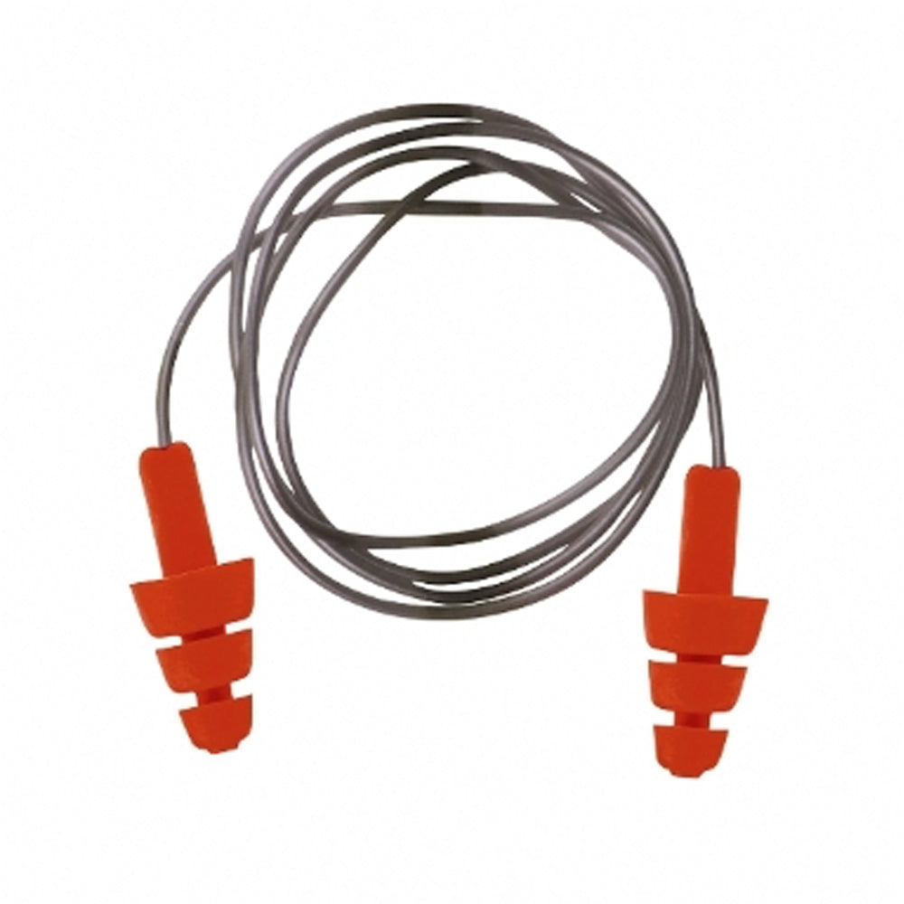 Basic Reuseable Corded Earplugs (50)
