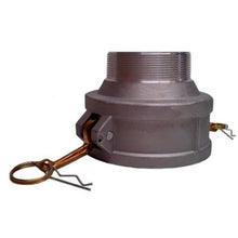 "3"" Male Thread X 4"" Female Camlock Coupling"