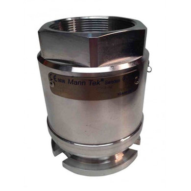 MannTek Tank Unit (Stainless Steel)