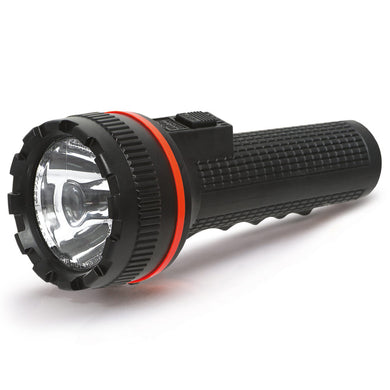 Hivis HV-RT1 Rubber LED Torch
