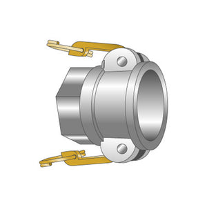 Part D Female Thread Couplers