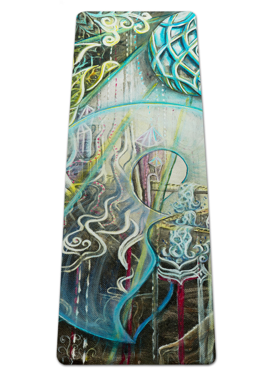 Flow No.3 Yoga Mat