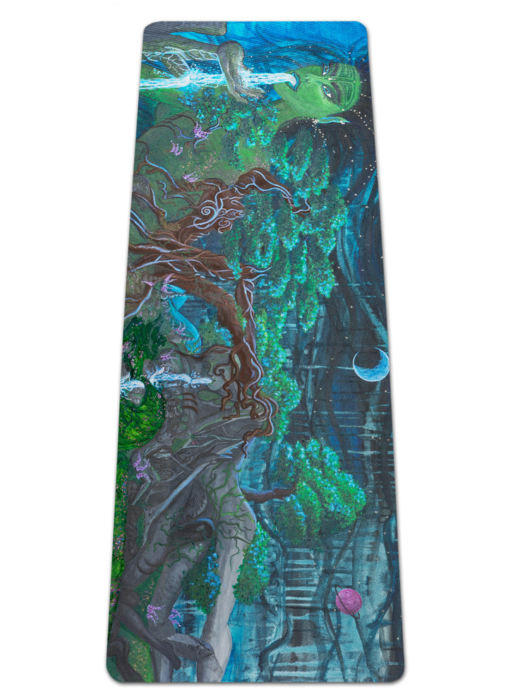 Earth Yoga Mat