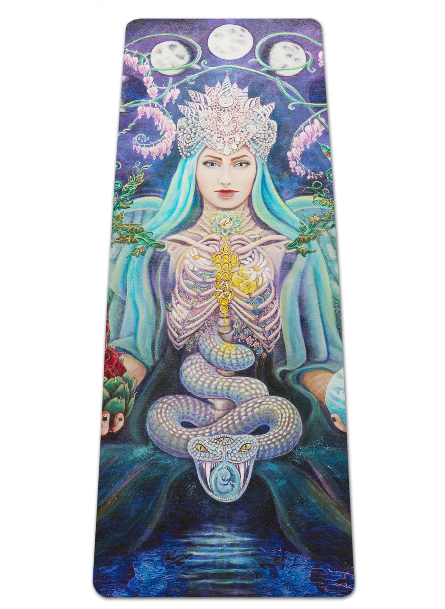 Revelation Of Eve Yoga Mat