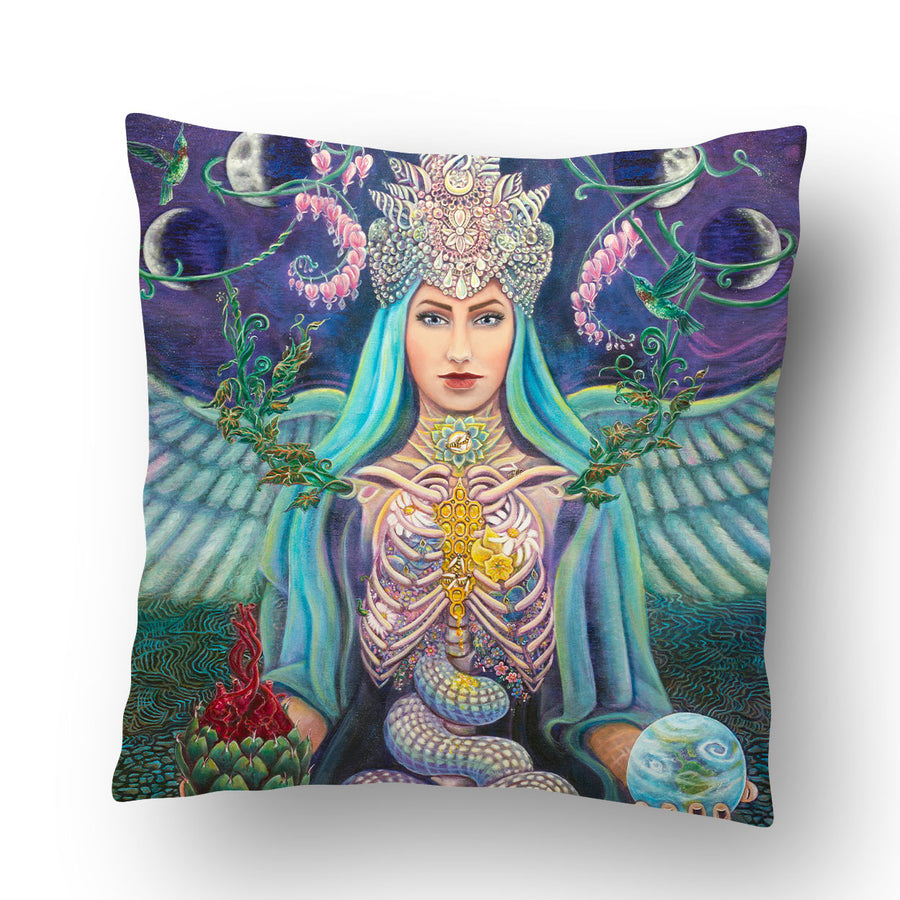 Revelation Of Eve Pillow