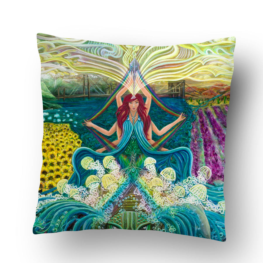 Sea Dream Pillow