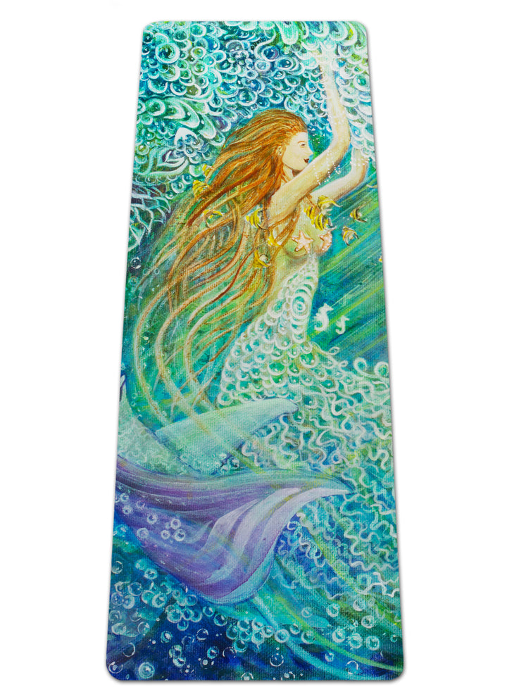Sea Dreams Yoga Mat