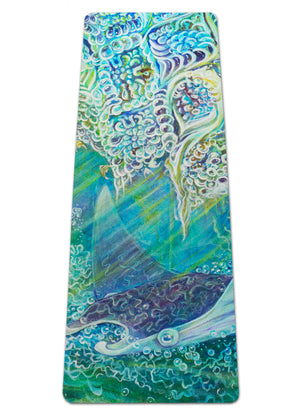 Sea Dreams No.2 Yoga Mat