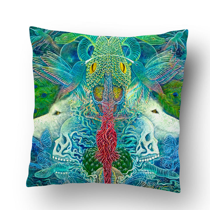 Self Reflection Pillow