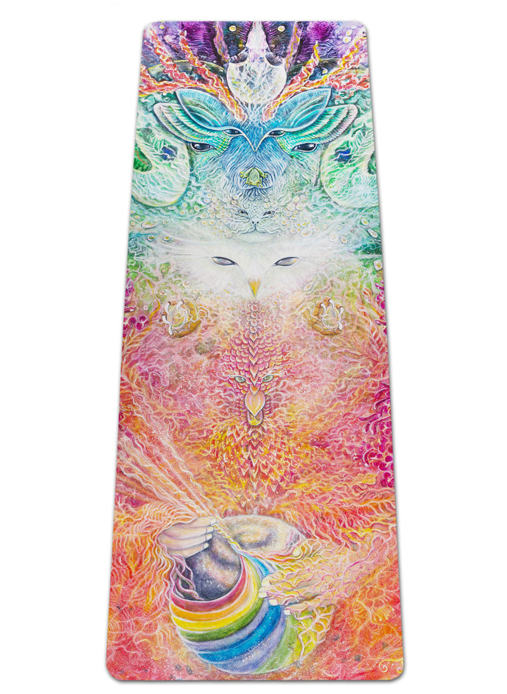 Shape Shifter Yoga Mat