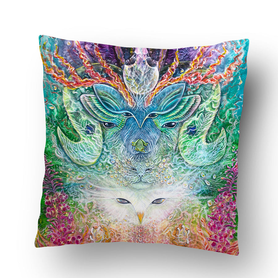 Shape Shifter Pillow