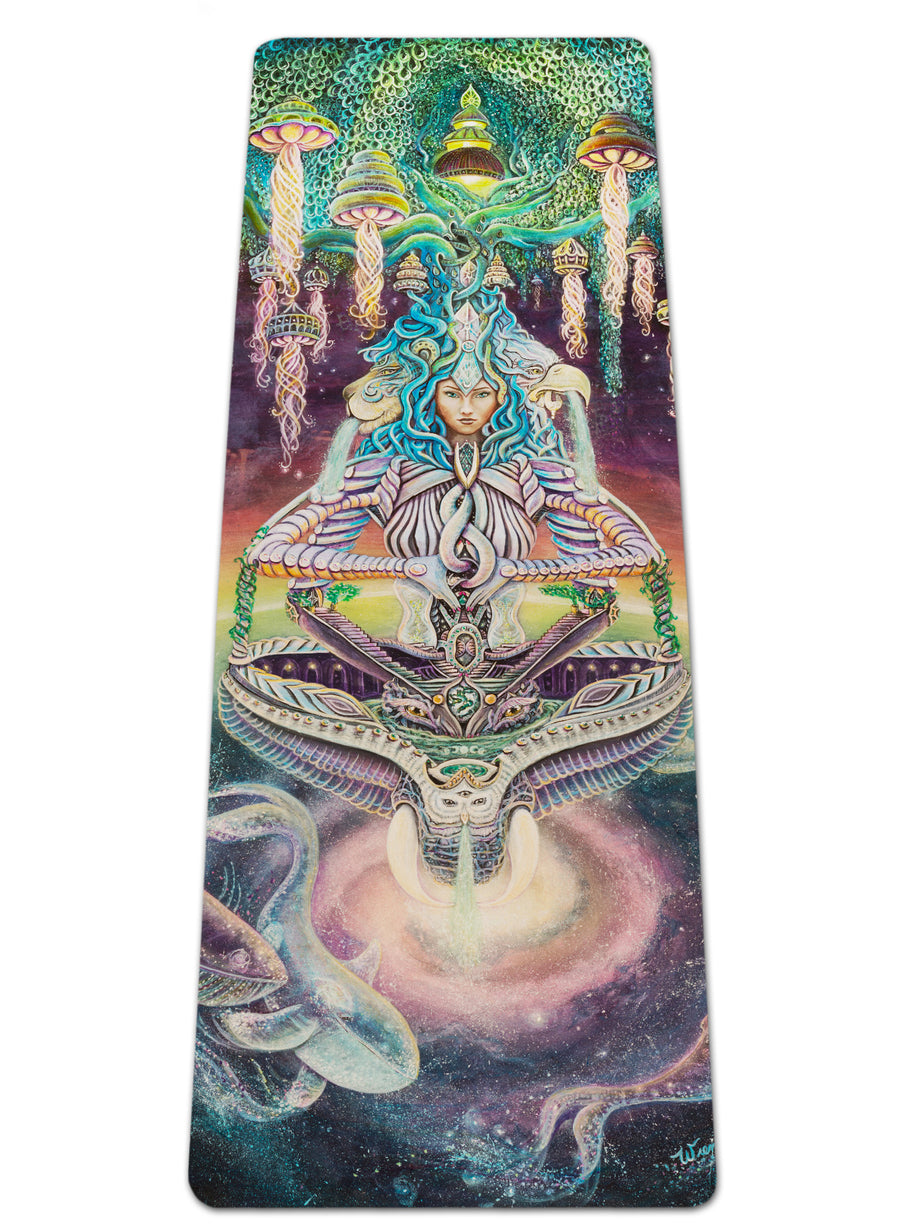 Soul Temple Yoga Mat
