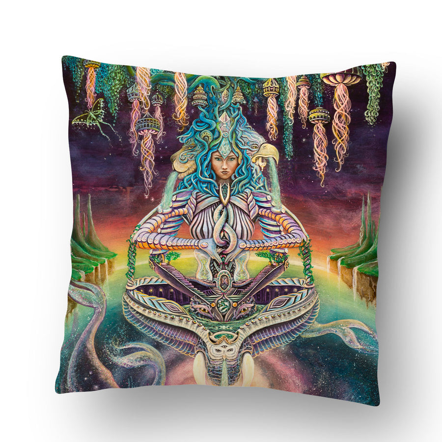 Soul Temple Pillow