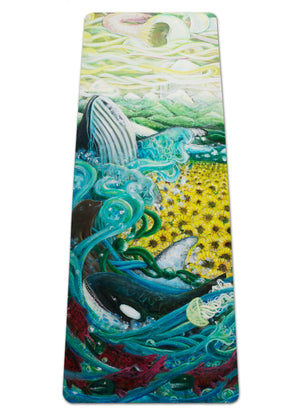 Rising Goddess Yoga Mat