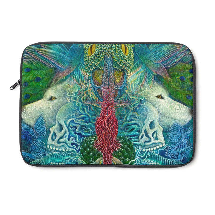 Self Reflection Laptop Sleeve