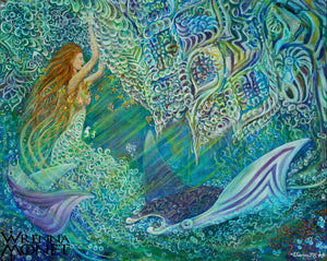 Sea Dreams Original Painting