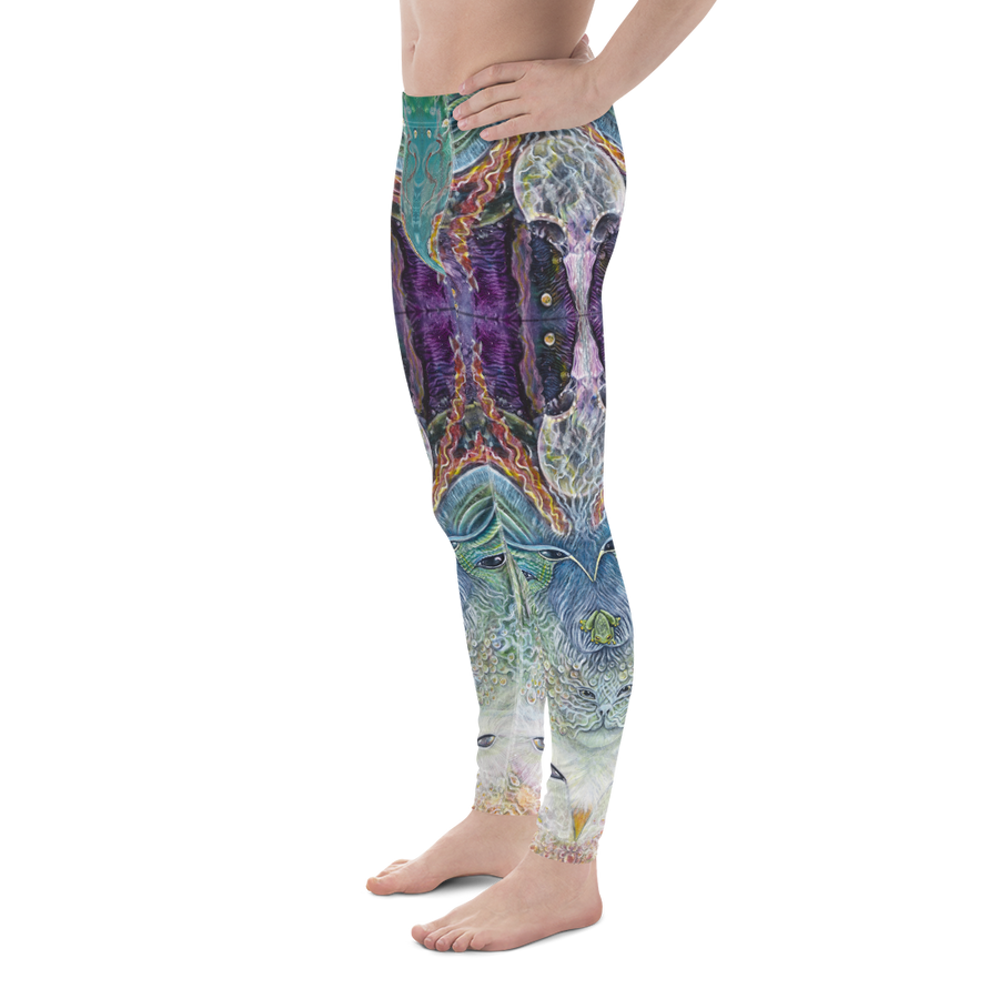 Shape Shifter Men's Leggings