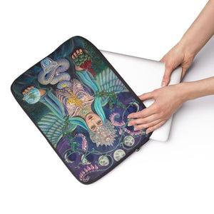 Revelation of Eve Laptop Sleeve