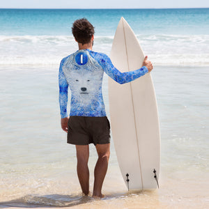 Isa Men's Rash Guard