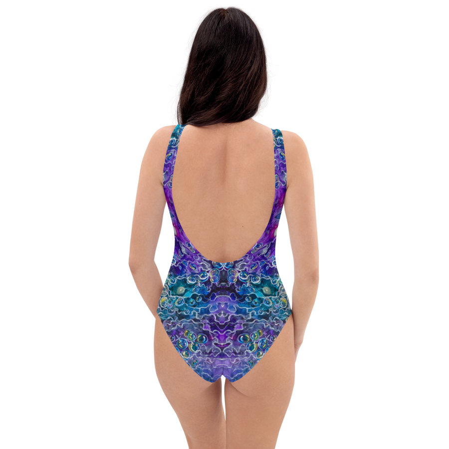 Mystical As F One-Piece Swimsuit