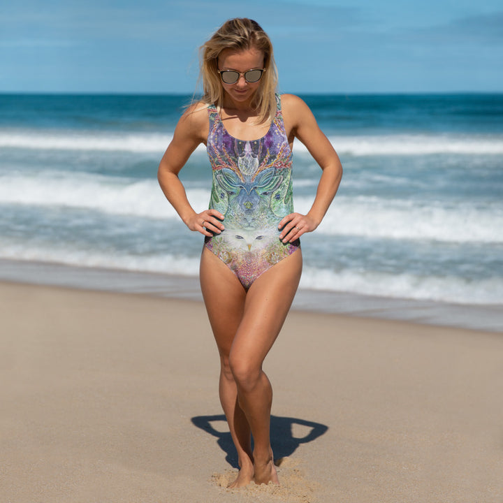 Shape Shifter One-Piece Swimsuit