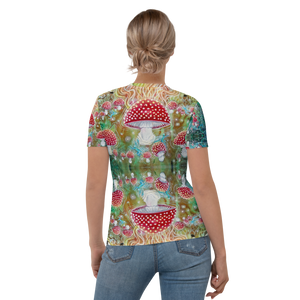 Ancient Psychedelia Women's T-shirt