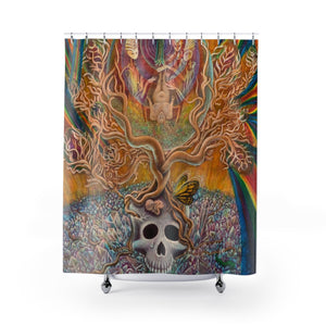 Light Workers Shower Curtain