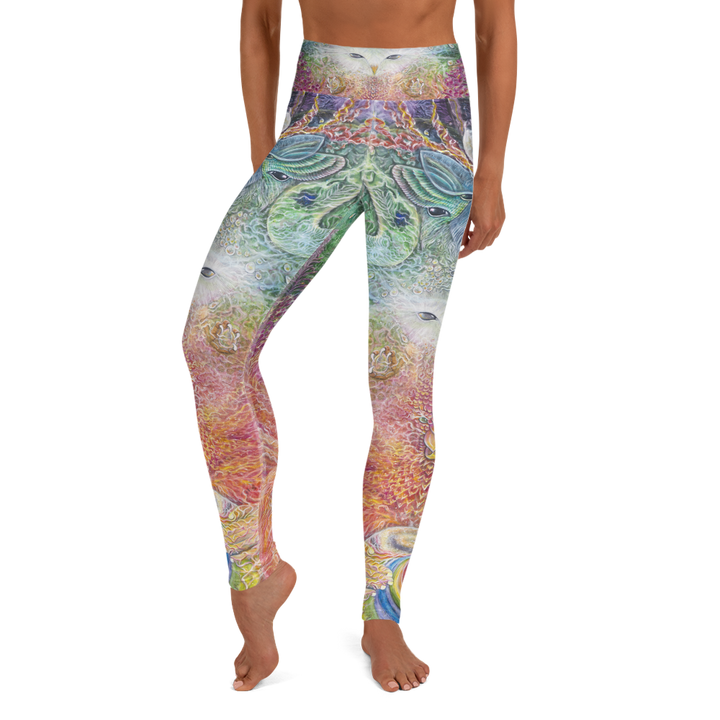 Shape Shifter Women's Yoga Leggings