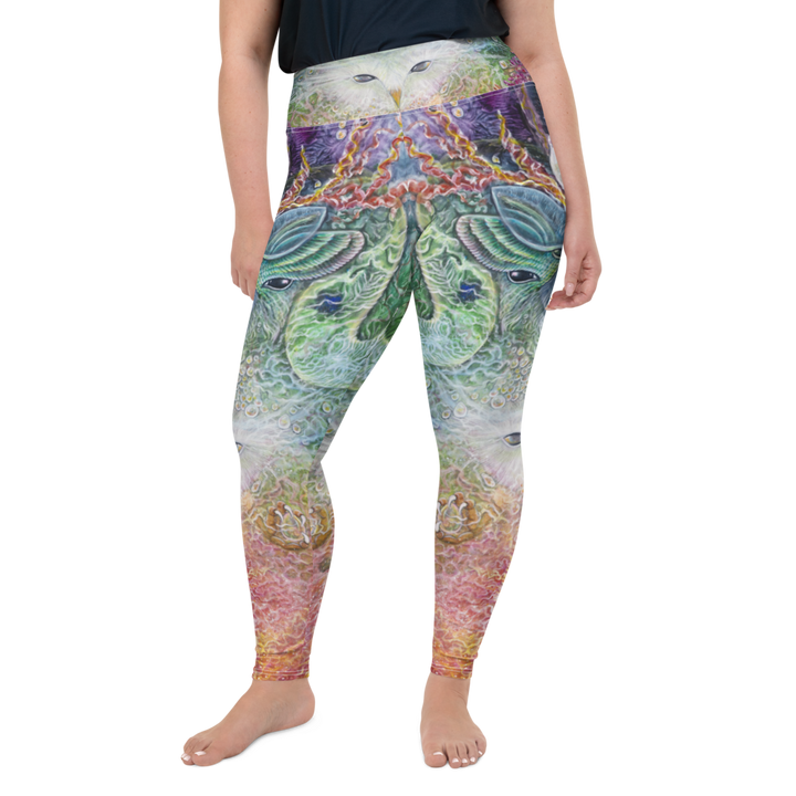 Shape Shifter Plus Size Leggings