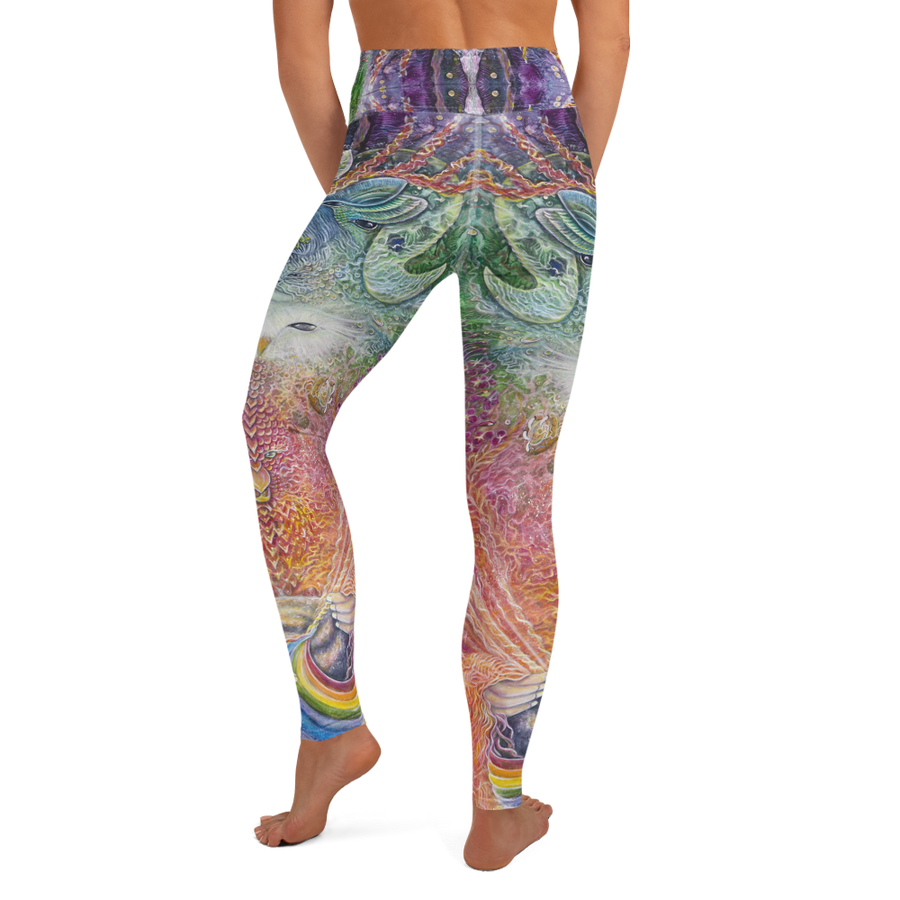 Shape Shifter Yoga Leggings