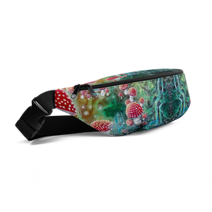 Ancient Psychedelia Fanny Pack