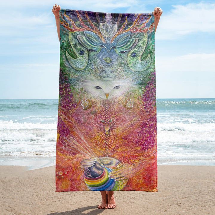Shape Shifter Towel