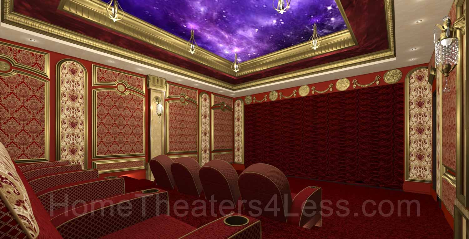 Home Theater | New Orleans, LA.