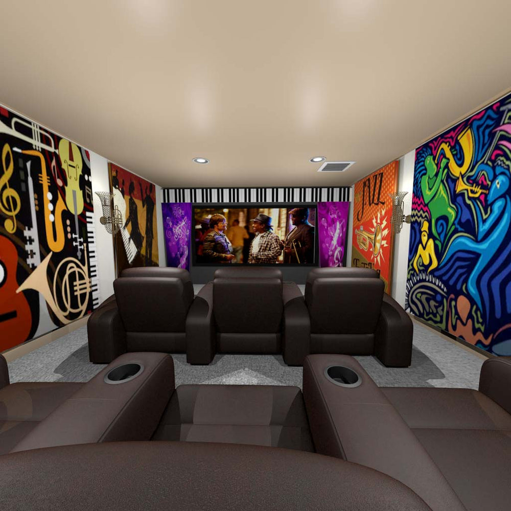 Jazz Home Theater