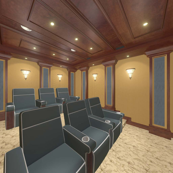 Traditional Home Theater