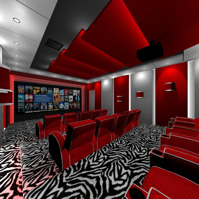 Marvel Home Theater