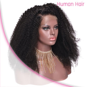 Un-Customized Human Hair Wigs