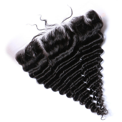 Virgin Hair Frontals | Love Collection | Deep Wave