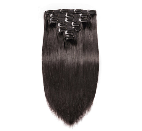Clip In Extensions | Love Collection | Straight | 1,1b or 2