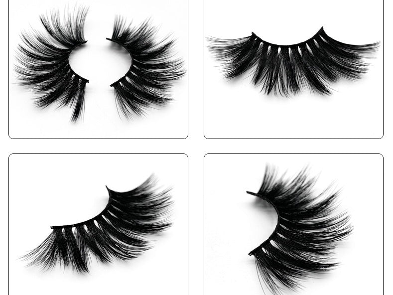 25 MM Mink Lashes Style | Lux