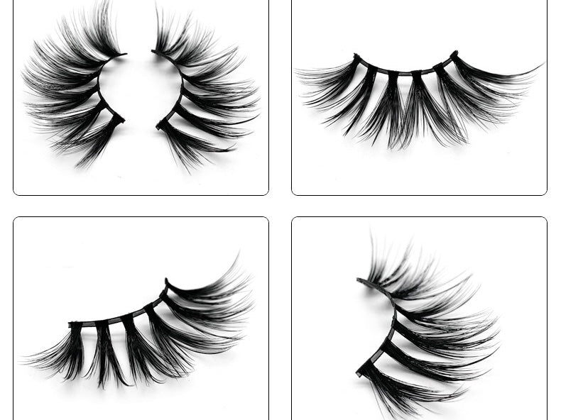 25 MM Mink Lashes Style | Loyal
