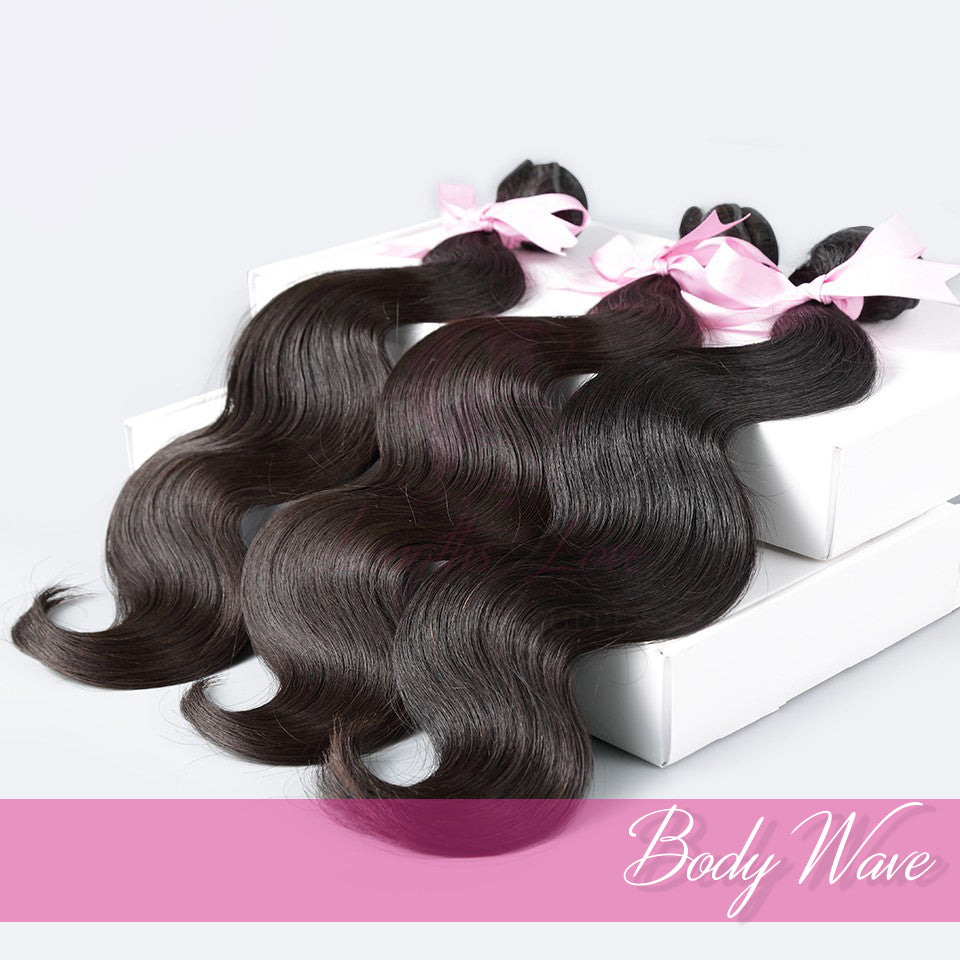 Virgin Hair Wefts | LOVE Collection | Bodywave