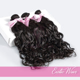 THREE BUNDLE DEAL OF VIRGIN HAIR WEFTS | LOVE COLLECTION | Exotic Wave